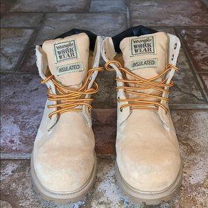 Wrangler Waterproof  Work Boots